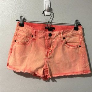 Forever 21 Womens Light Wash Jean Shorts Size 25